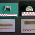 The artifacts here include a fragment of an animal figurine and a Mitannian-style seal.