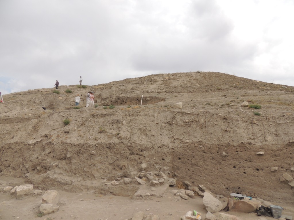 This year saw a major expansion of the Chalcolithic excavations at the base of the South Step Trench.