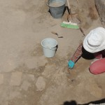 Well defined Late Bronze mud bricks pervaded Stephanie's South Step Trench excavations.