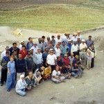 The 2001 Excavation Team