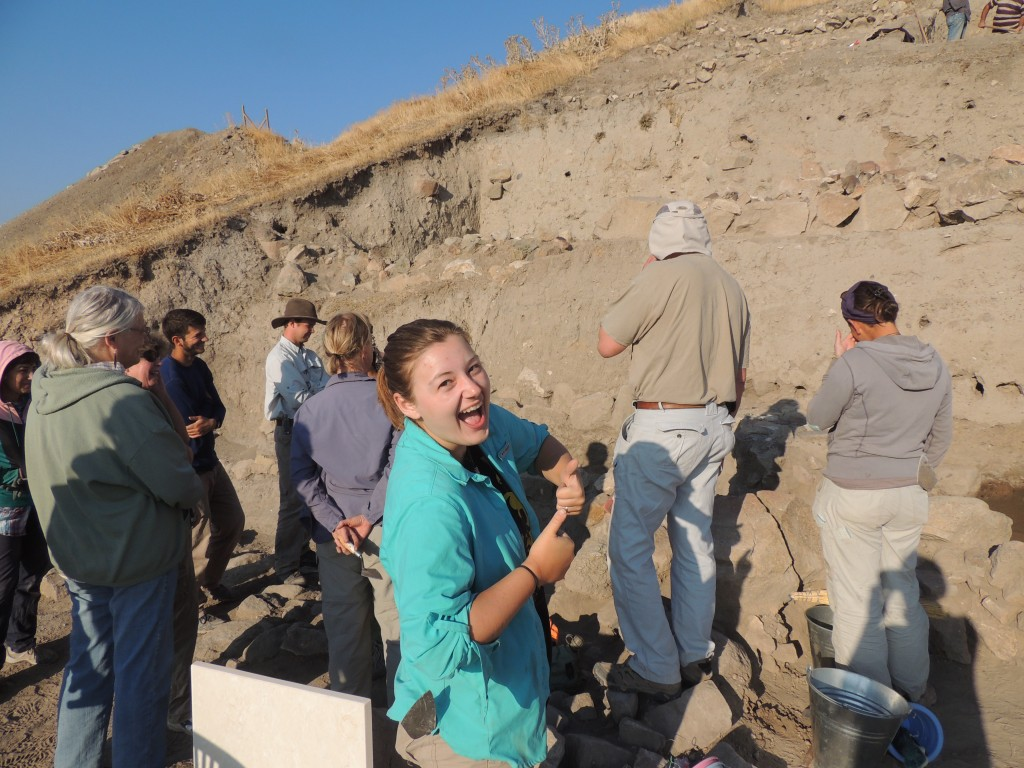 Some stratigraphy parties were more happening than others.