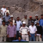 The 2002 Excavation Team