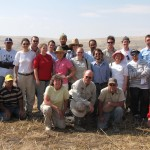 The 2009 Excavation Team